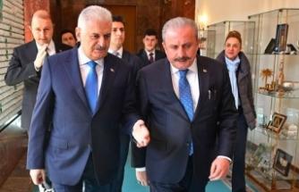 Şentop ve Yıldırım için sürpriz iddia! Son karar Erdoğan'ın!