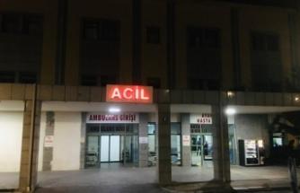 Arnavutköy'de hareketli saatler: Hastanelik oldular