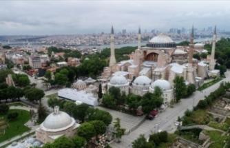 'Ayasofya'nın müze yapılmasıyla başlayan esaret dönemi sona ermiştir'