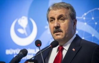 BBP Genel Başkanı Destici: Ermenistan eğer haddini aşarsa tokat yemesi an meselesi