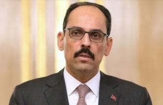 Cumhurbaşkanlığı Sözcüsü Kalın Ayasofya Camisi'nin ibadete açılmasını değerlendirdi