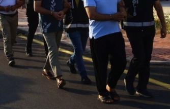 Zehir tacirlerine operasyon: Onlarca gözaltı