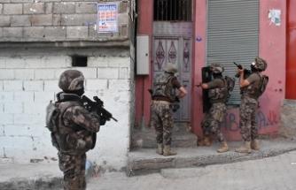 Gaziantep'te KCK operasyonu: HDP İl Başkanı'nın da olduğu 33 kararı