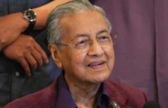 Mahathir bugün 95 yaşında