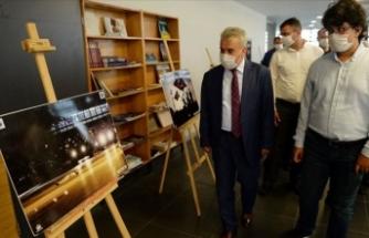 Sinop'ta '15 Temmuz Demokrasi ve Milli Birlik Günü' konulu fotoğraf sergisi açıldı