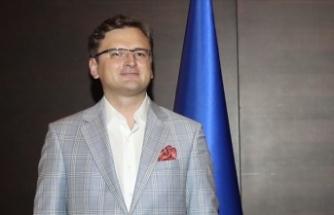 Ukrayna Dışişleri Bakanı Kuleba: Türkiye turistler için en güzel önlemleri almış