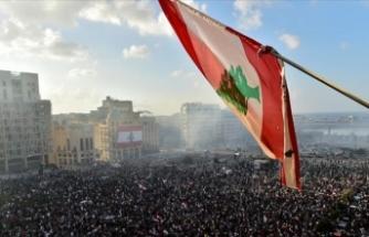ABD'den 'Lübnanlıların barışçıl gösteri hakkını destekliyoruz' açıklaması