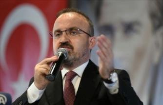 AK Parti Grup Başkanvekili Turan: Şu anda Atatürk'ün bıraktığı CHP'den söz etmek mümkün değil