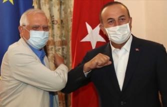 Bakan Çavuşoğlu: Türkiye Doğu Akdeniz'deki çıkarlarını sonsuza kadar korumaya devam edecek