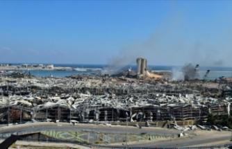 Beyrut Limanı'ndaki patlamada ölü sayısı 113'e yükseldi