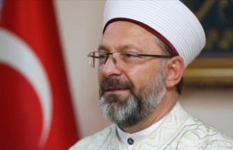 Diyanet İşleri Başkanı Ali Erbaş'tan 'kan bağışı' çağrısı
