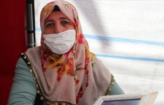 Diyarbakır annelerinden Övünç: 11 ay oldu buradayım, 11 yıl da geçse buradan gitmeyeceğim