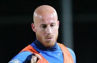Eski Fenerbahçeli futbolcu Stoch'un Kovid-19 testi pozitif çıktı