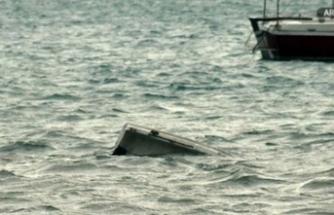 G.Kore'de 3 tekne birden battı: Ölü ve yaralılar var