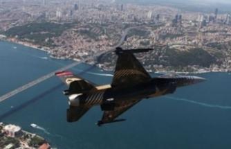 İstanbul üzerinde uçan darbeci pilotun cezası belli oldu