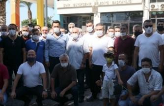 İzmir'de servisçilerin 'S Plaka' isyanı!