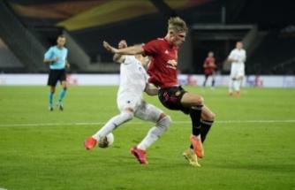 Manchester United, UEFA Avrupa Ligi'nde yarı finalde