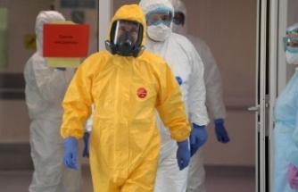 8 bin 232 kişi daha koronavirüse yakalandı