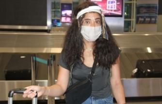 Patlamadan kurtulmuşlardı: İlk yolcular Türkiye'ye geldi!