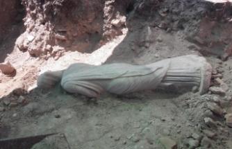 Perge Kazıları'nda heyecanlandıran buluntu