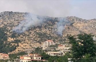 Resmi ajans duyurdu: İsrail fosfor bombası attı!