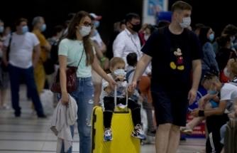 Rusya'dan 'turizmin başkenti'ne bir günde 80 uçak geldi