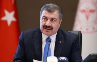 Sağlık Bakanı Koca, 15 ilin sağlık müdürleriyle toplantı yaptı