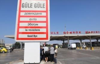 Türklerin gurbet yolculuğu sürüyor