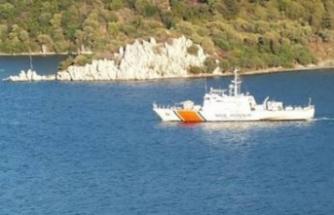 Yunanistan özel tekneye ateş açtı: Yaralı Türkler var