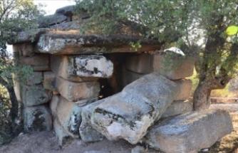 2 bin 600 yıllık  antik kentte kazılar başladı