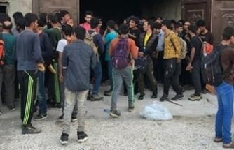 41 düzensiz göçmen yakalandı