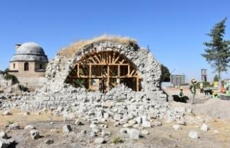 700 yıllık medrese eski ihtişamına kavuşacak