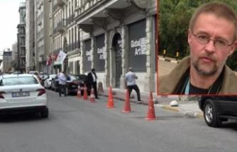 ABD'li gazeteci İstanbul'da hayatını kaybetti
