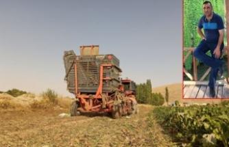 Ağabeyinin kullandığı traktörün altında kalan kişi öldü