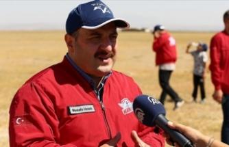 Bakan Varank: Teknofest'te yarışmalar geçen seneden daha büyük bir katılımla gerçekleşiyor
