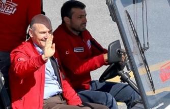 Bakan Soylu: Türkiye bambaşka bir noktaya doğru ilerliyor