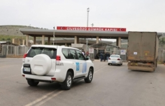 Birleşmiş Milletler'den İdlib'e 28 tır insani yardım