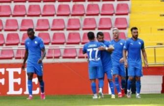 Büyükşehir Belediye Erzurumspor Kayserispor'u deplasmanda yendi