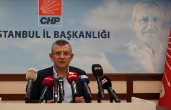 CHP Grup Başkanvekili Özgür Özel gündemi değerlendirdi