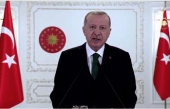 Cumhurbaşkanı Erdoğan BM Genel Kurulu'na seslendi