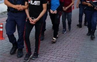 JÖH'lerin de katıldığı DEAŞ operasyonunda 7 gözaltı