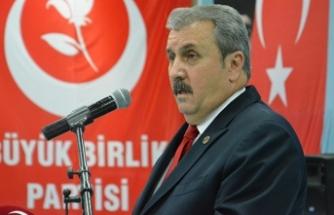Destici'den Azerbaycan için tezkere çağrısı