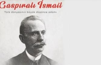 Dilde, işte, fikirde birlik: Gaspıralı İsmail'in 106. vefat yıldönümü