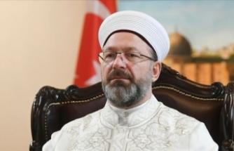 Diyanet İşleri Başkanı Erbaş'tan o Ku'an Kursu için soruşturma talimatı