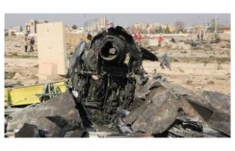 Düşen askeri uçağın karakutusu bulundu