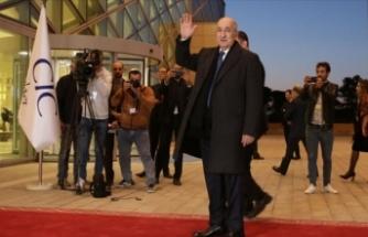 'Filistin davası, Cezayir ve halkı için kutsal bir davadır'