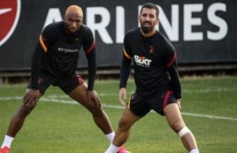 Galatasaray'a Arda'dan kötü haber!