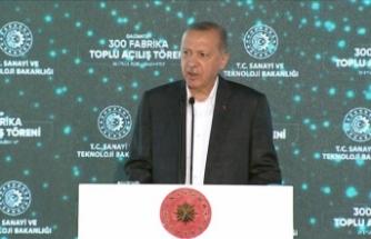 Gaziantep'te Cumhurbaşkanı Erdoğan'dan sert mesajlar