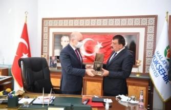 Gürkan: Malatya'ya karşı sorumluluklarımızın bilincindeyiz
