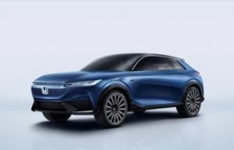 İşte yeni Honda SUV e:concept